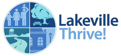 Lakeville Thrive logo