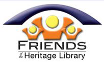 Friends of the Heritage Library logo