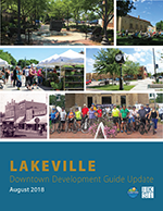 Lakeville Downtown Development Guide cover