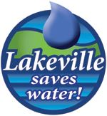 Lakeville Saves Water Logo